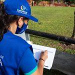 Municipalidad de lima inspecciona el estado de las estructuras en la costa verde