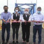 Titulares del MTC y Mincetur inauguraron el nuevo terminal de pasajeros de Iquitos