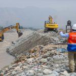 MML invirtió más de S/ 17 millones en descolmatación en las cuencas de los ríos Lurín, Rímac y Chillón