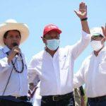 MTC impulsará el asfaltado del camino vecinal y construcción de puente en Sauce, en San Martín